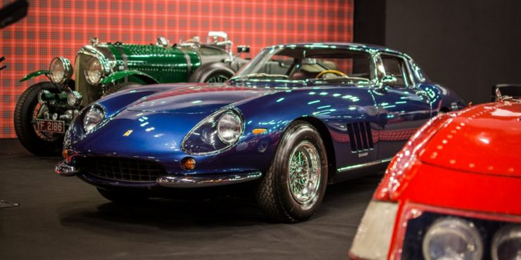 Retromobile 2019 italiennes