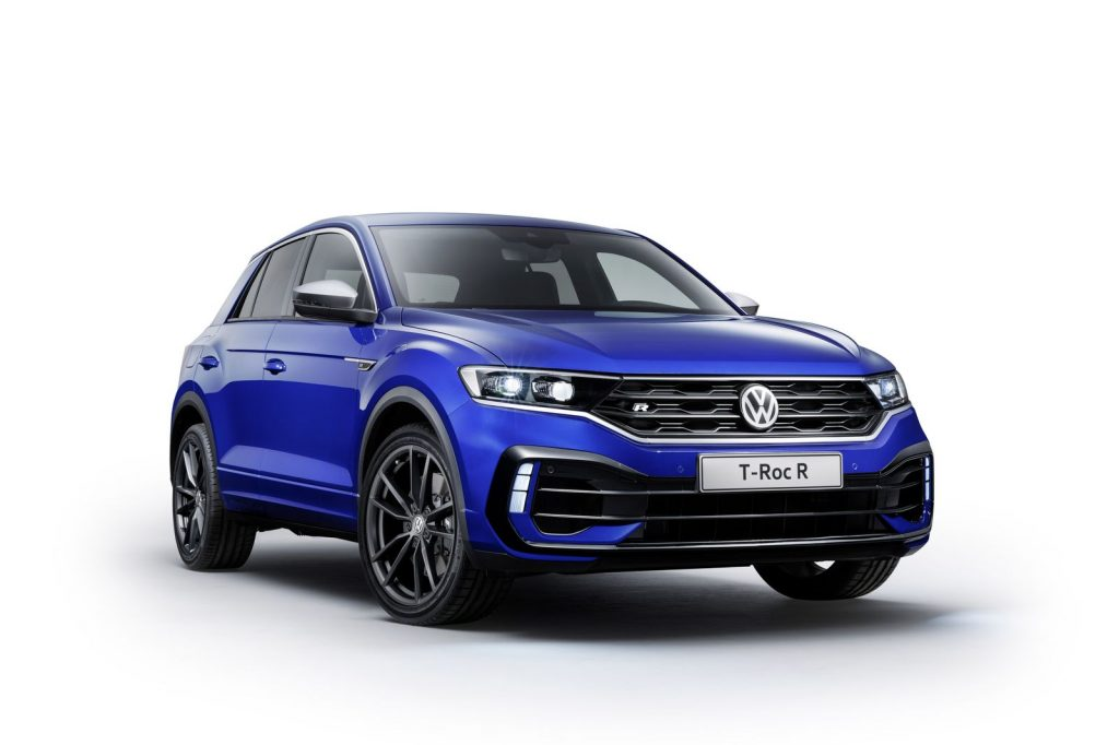 VW T ROC R 17