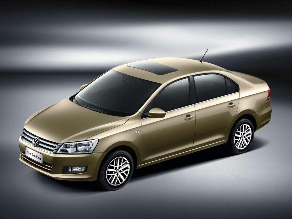 Volkswagen New Santana