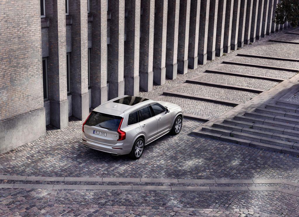 Volvo XC90 Restylage LNA 35