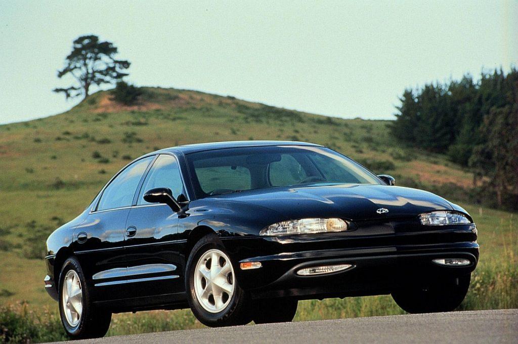 1996 oldsmobile aurora 12