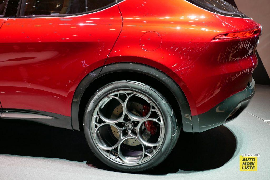 Alfa Romeo Tonale Geneva 2019 LNA GA 19