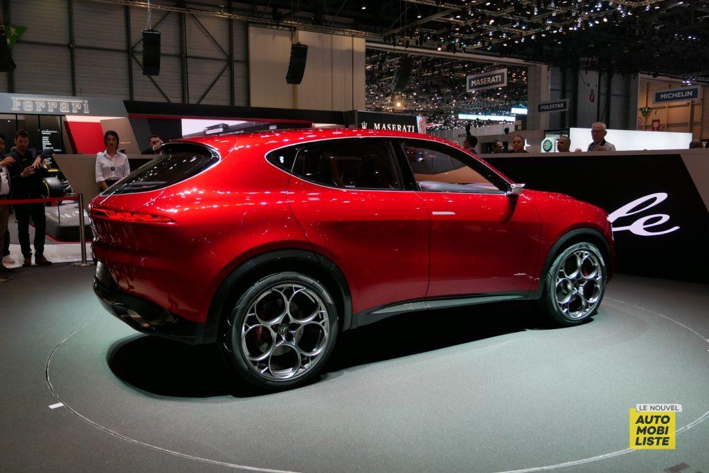 Alfa Romeo Tonale Geneva 2019 LNA GA 2