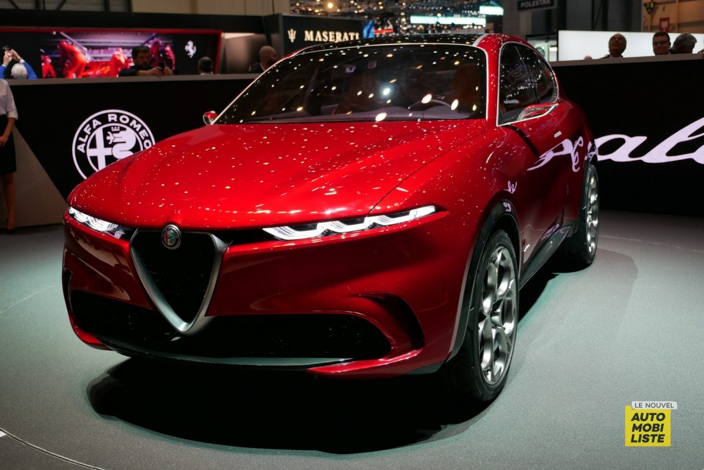 Alfa Romeo Tonale Geneva 2019 LNA GA 25