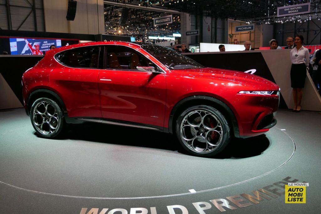 Alfa Romeo Tonale Geneva 2019 LNA GA 28