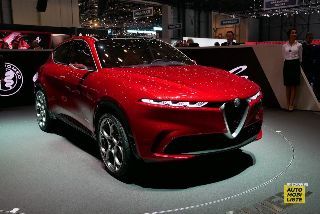 Alfa Romeo Tonale Geneva 2019 LNA GA 6