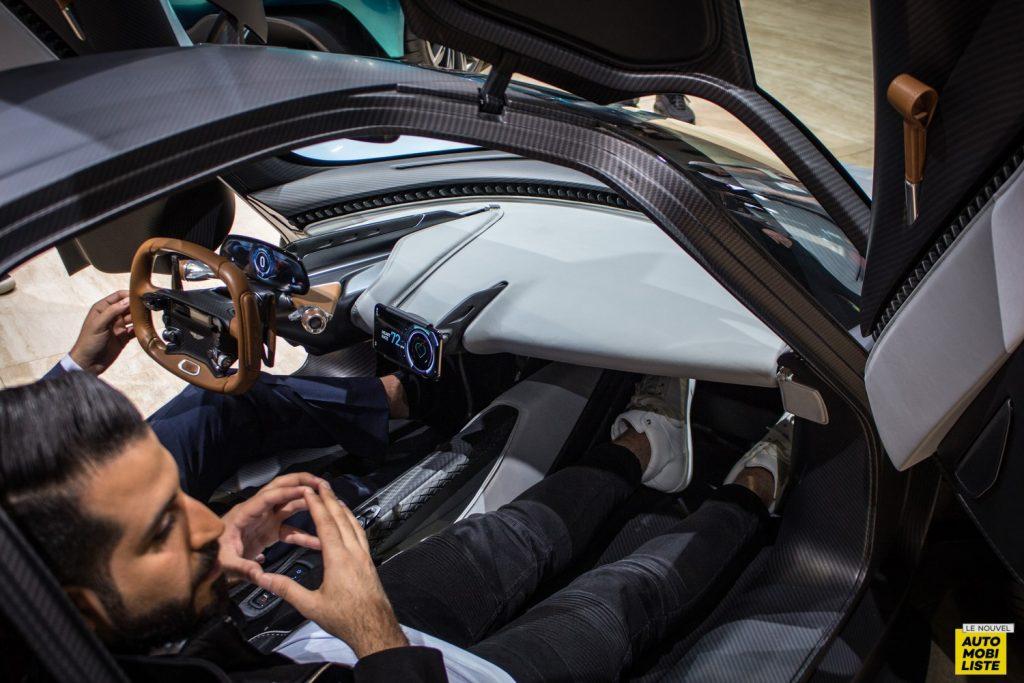 Aston Martin AM RB 003 Live Geneve 2019 LeNouvelAutomobiliste 1