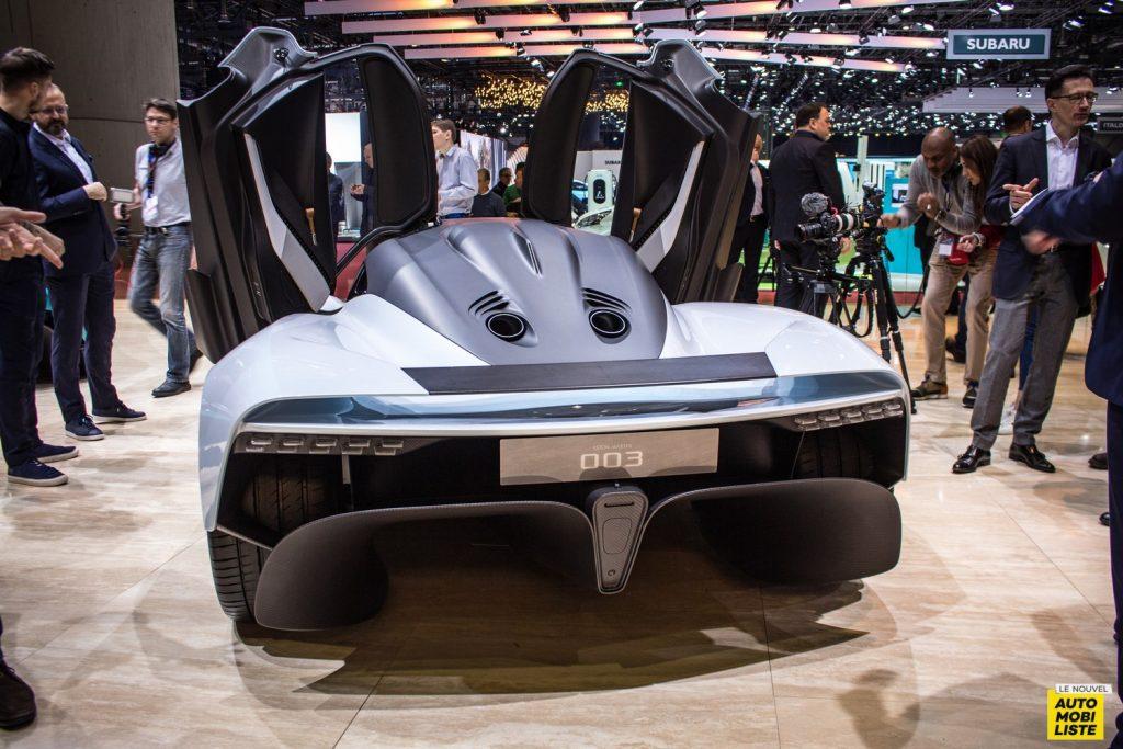 Aston Martin AM RB 003 Live Geneve 2019 LeNouvelAutomobiliste 3