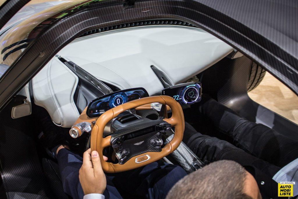 Aston Martin AM RB 003 Live Geneve 2019 LeNouvelAutomobiliste 5