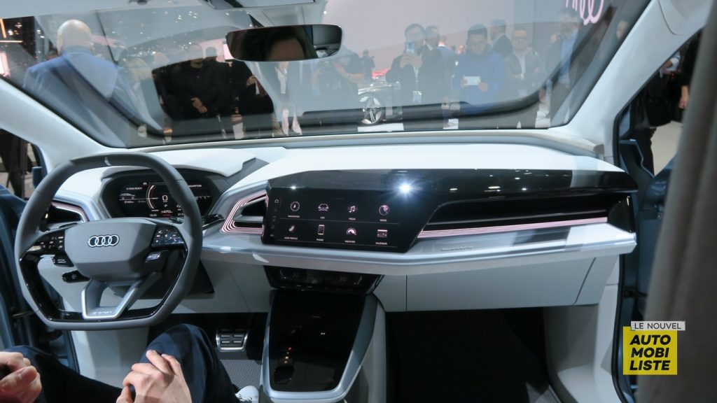 Audi Q4 e tron concept Geneva 2019 LNA FM 36