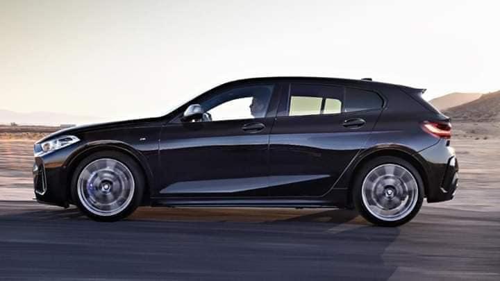 BMW Serie 1 F40.2