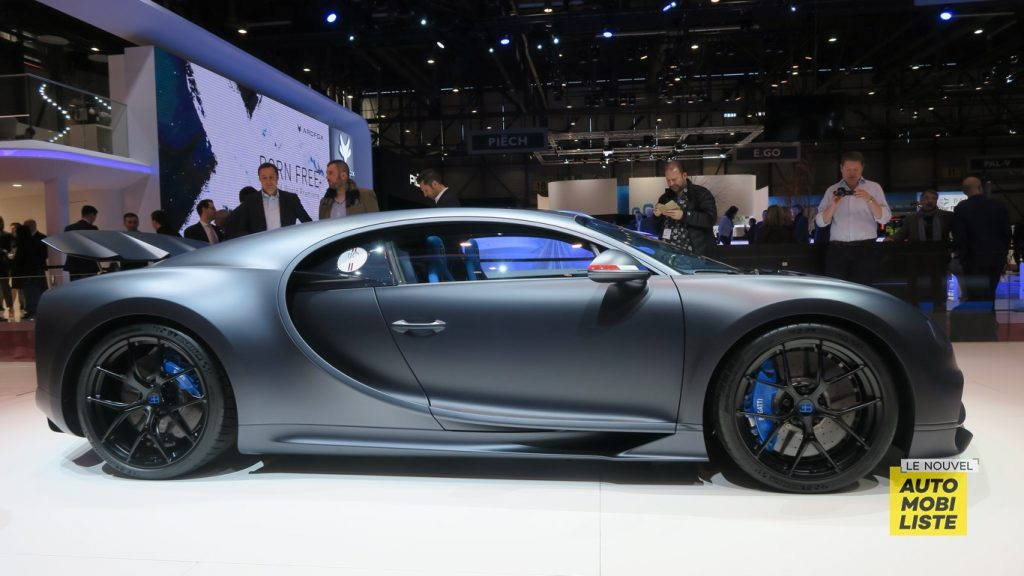 Bugatti Chiron Sport LNA FM Geneva 2019