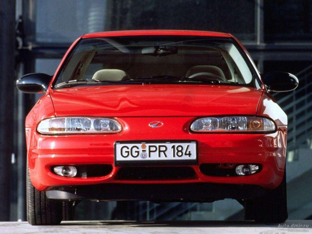 Chevrolet Alero Europe