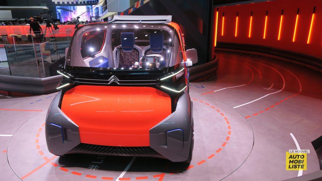 Citroen Ami One Concept Geneva 2019 LNA FM 1