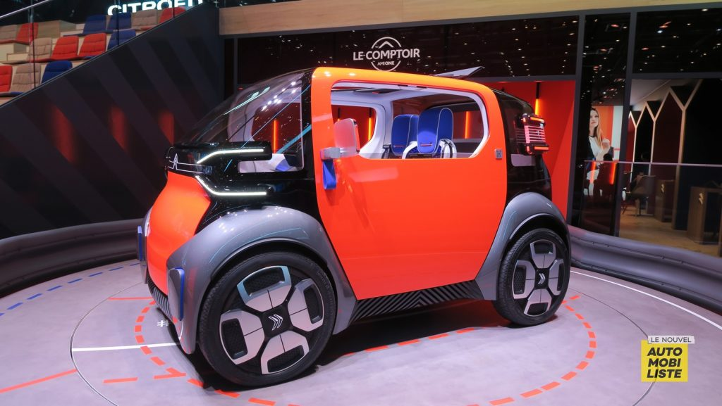 Citroen Ami One Concept Geneva 2019 LNA FM 2
