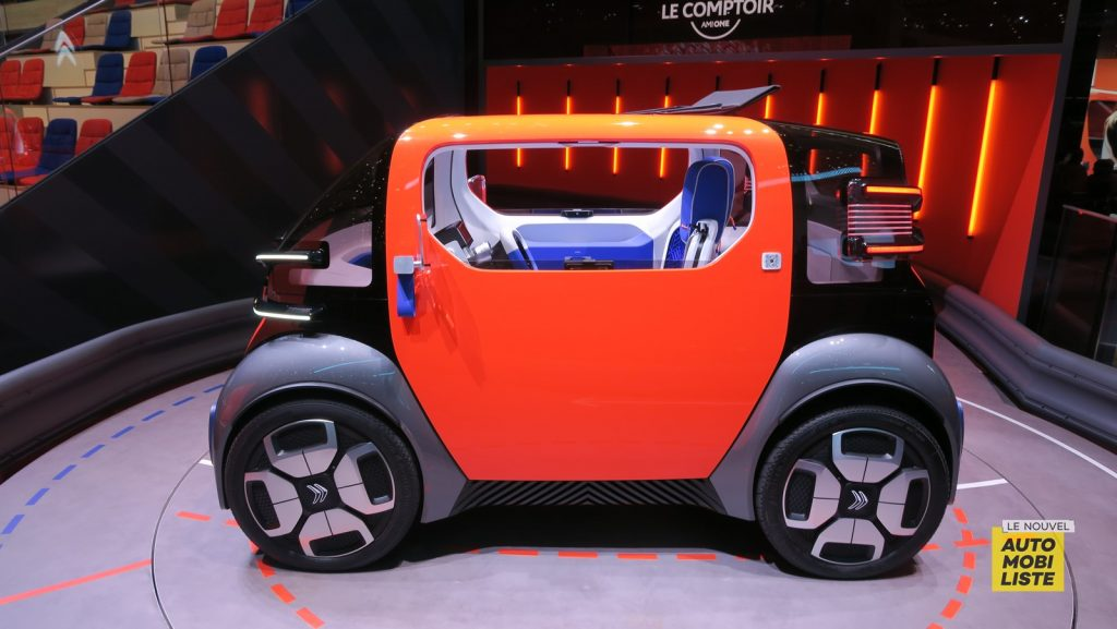Citroen Ami One Concept Geneva 2019 LNA FM 3