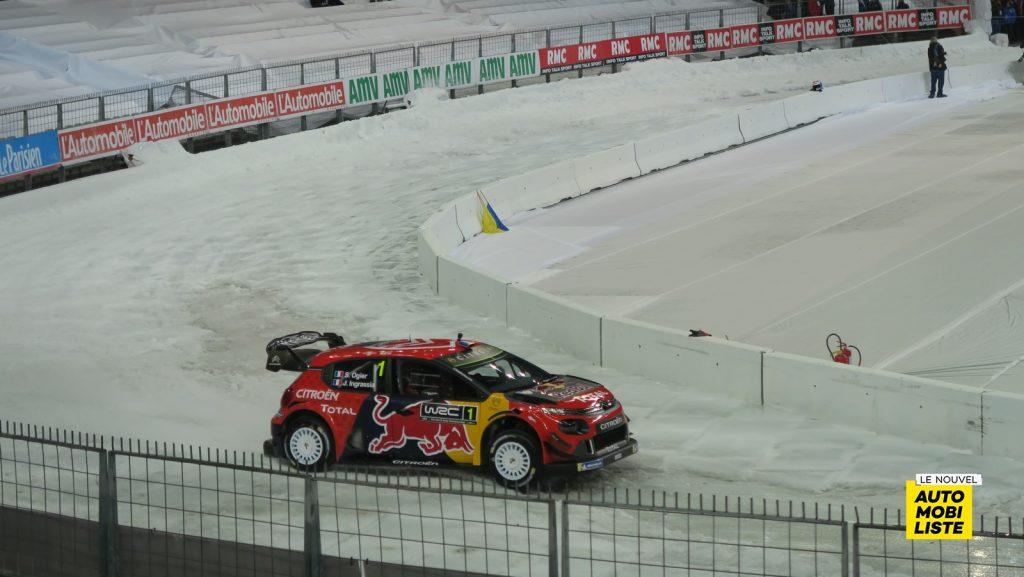 Citroen C3 WRC Sebastien Ogier 2019 LNA FM 103