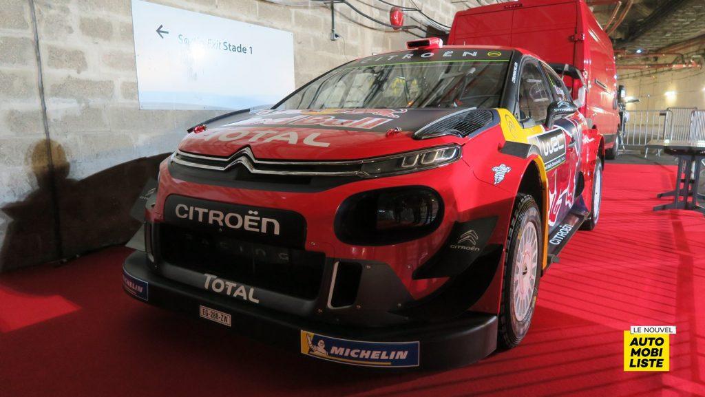 Citroen C3 WRC Sebastien Ogier 2019 LNA FM 45
