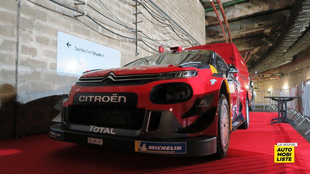 Citroen C3 WRC Sebastien Ogier 2019 LNA FM 46