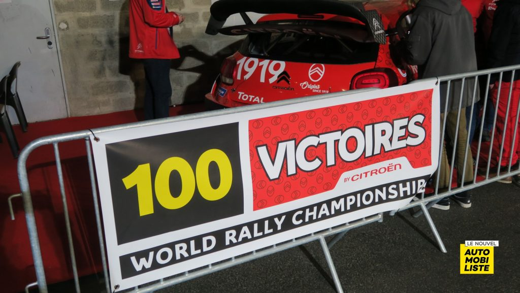 Citroen C3 WRC Sebastien Ogier 2019 LNA FM 54
