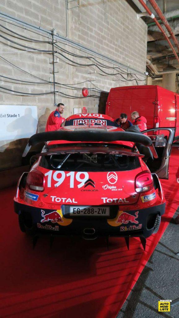 Citroen C3 WRC Sebastien Ogier 2019 LNA FM 61