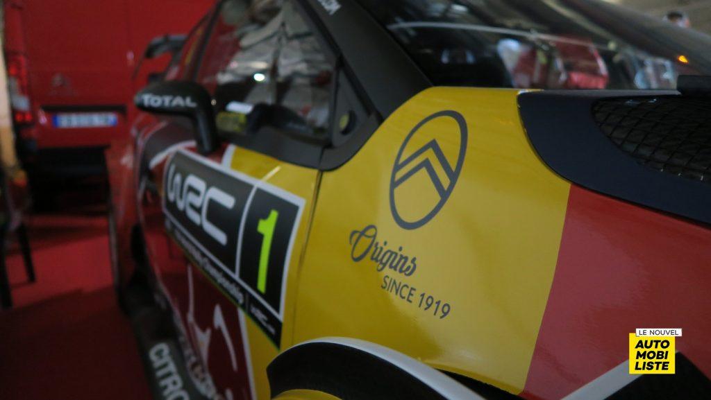 Citroen C3 WRC Sebastien Ogier 2019 LNA FM 7