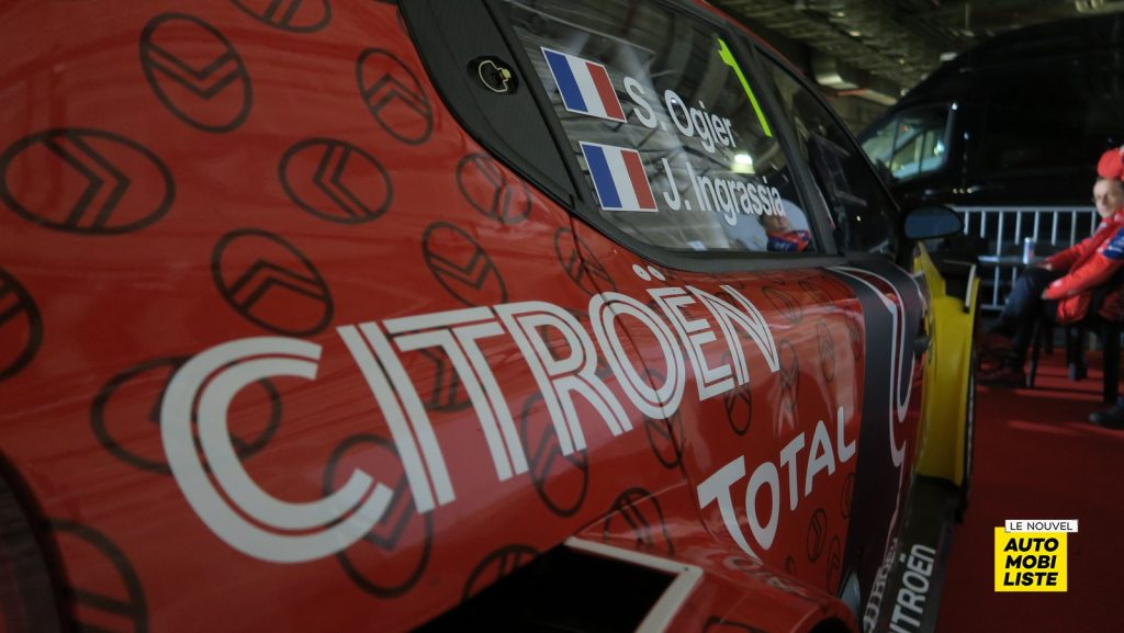 Citroen C3 WRC Sebastien Ogier 2019 LNA FM 8