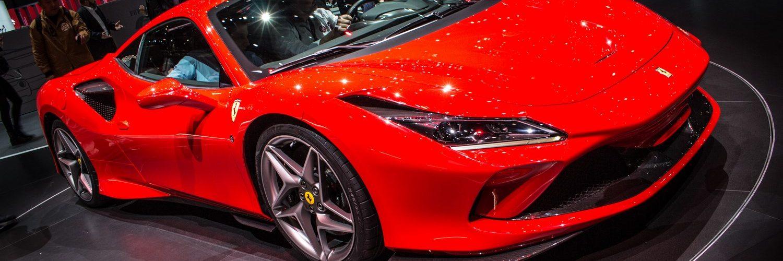 Ferrari F8 Tributo Live Geneve 2019