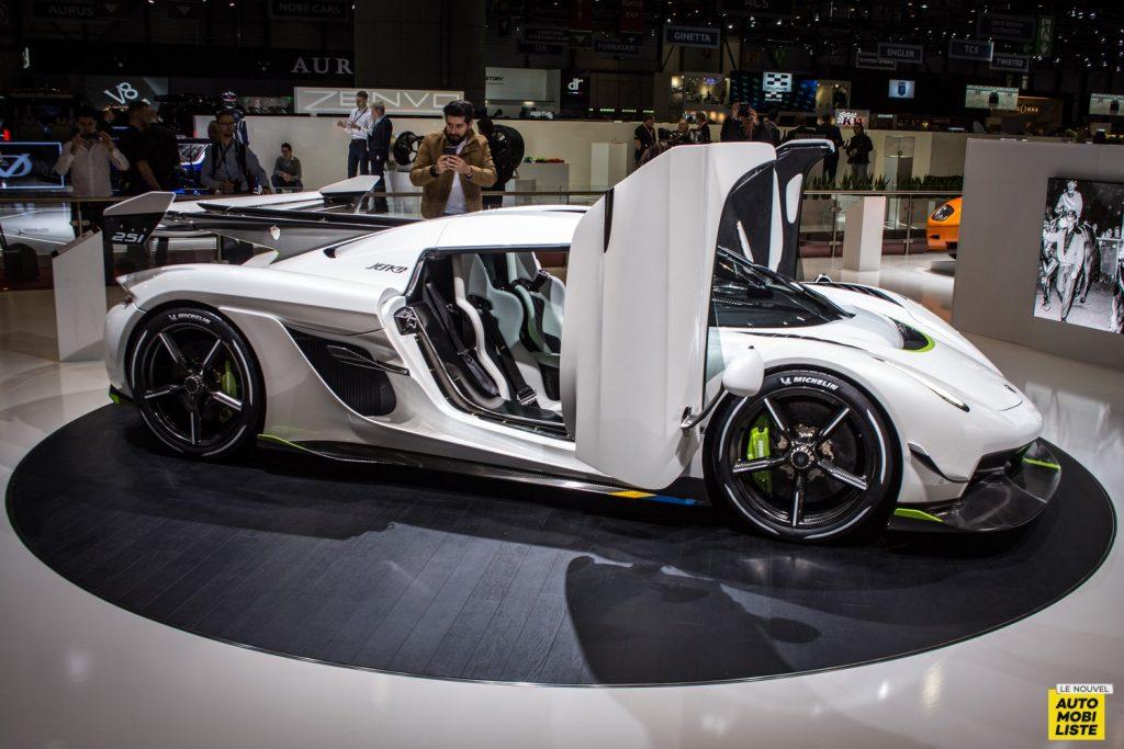 Koenigsegg Jesko Live Geneve 2019 LeNouvelAutomobiliste 10