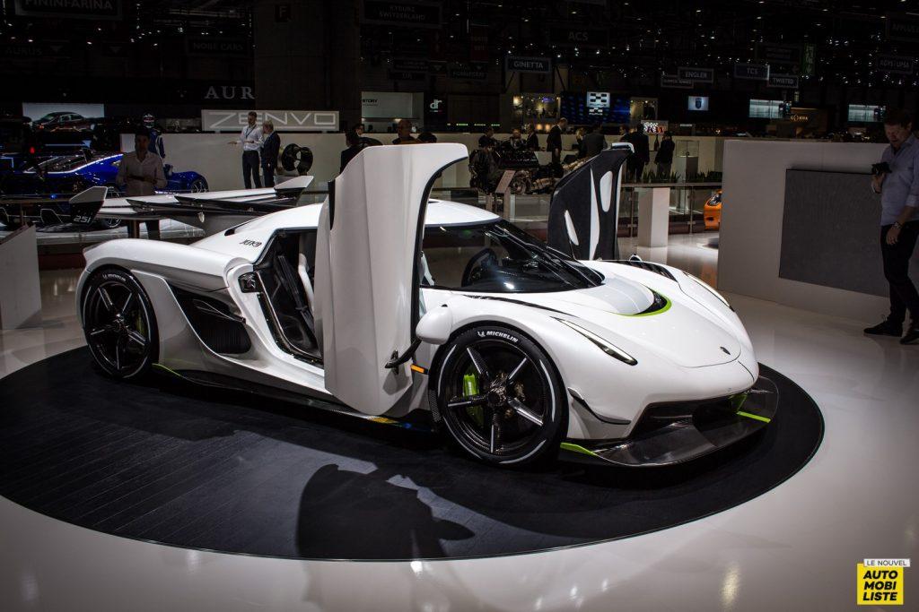 Koenigsegg Jesko Live Geneve 2019 LeNouvelAutomobiliste 11