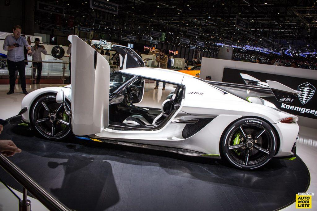 Koenigsegg Jesko Live Geneve 2019 LeNouvelAutomobiliste 2