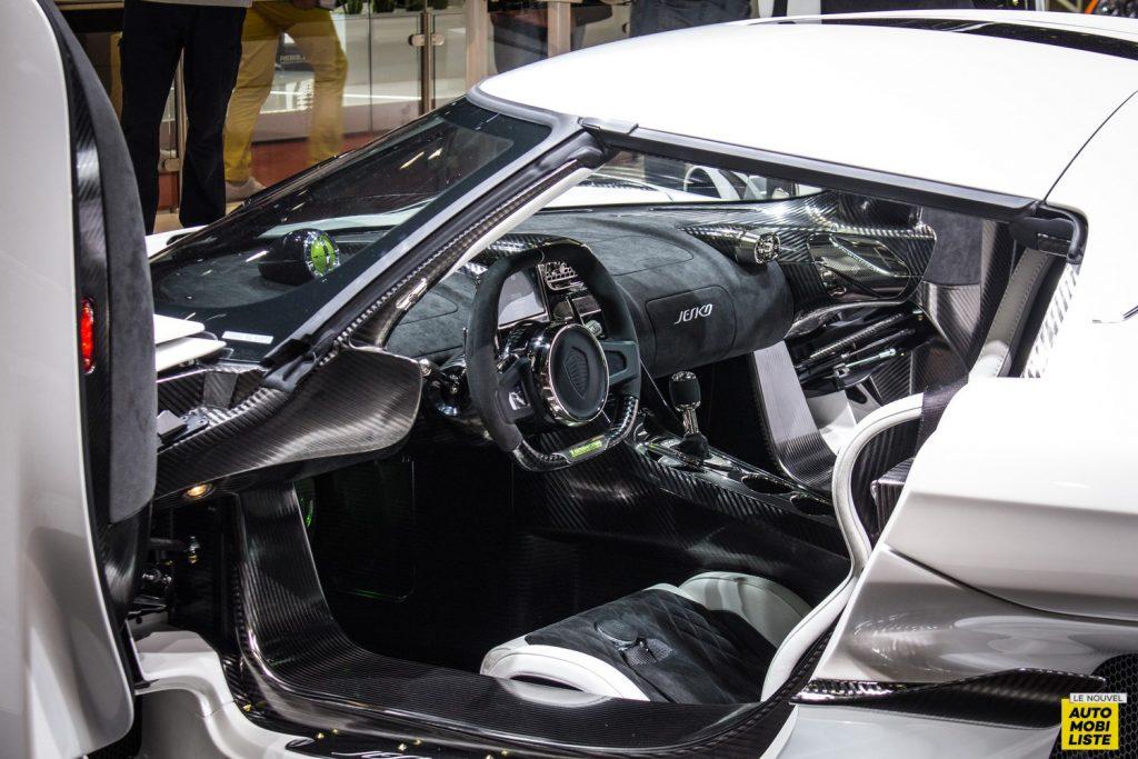 Koenigsegg Jesko Live Geneve 2019 LeNouvelAutomobiliste 3