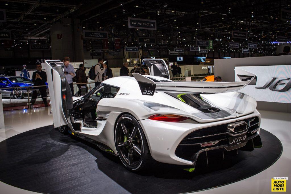 Koenigsegg Jesko Live Geneve 2019 LeNouvelAutomobiliste 4