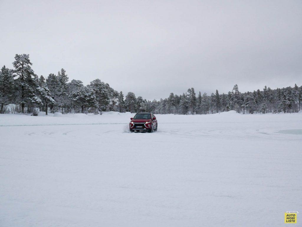 LNA 2018 Mitsubishi Eclipse Cross Exterieur Circuit 08