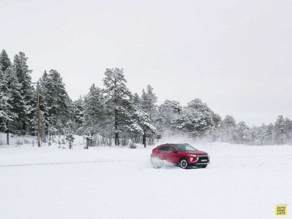 LNA 2018 Mitsubishi Eclipse Cross Exterieur Circuit 15