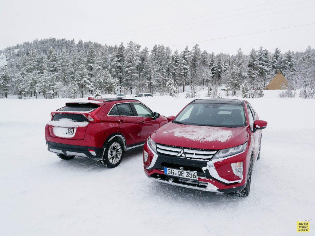 LNA 2018 Mitsubishi Eclipse Cross Exterieur Circuit 23