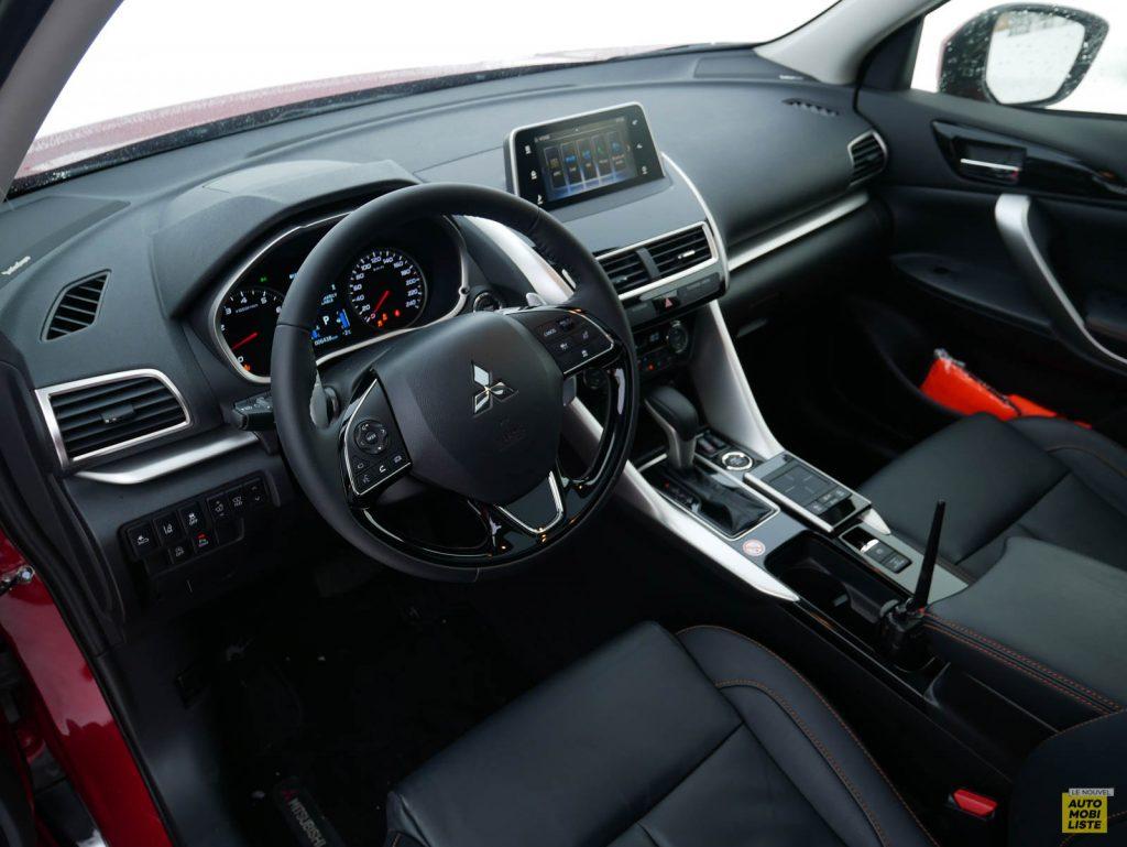 LNA 2018 Mitsubishi Eclipse Cross Interieur 02