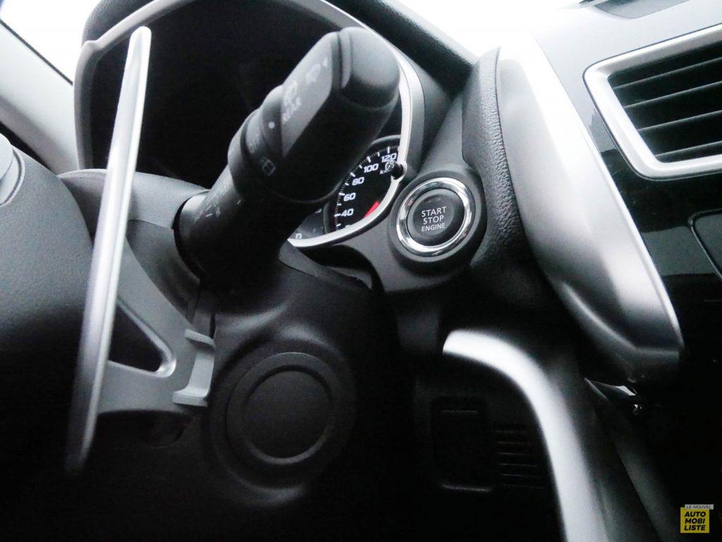 LNA 2018 Mitsubishi Eclipse Cross Interieur 16
