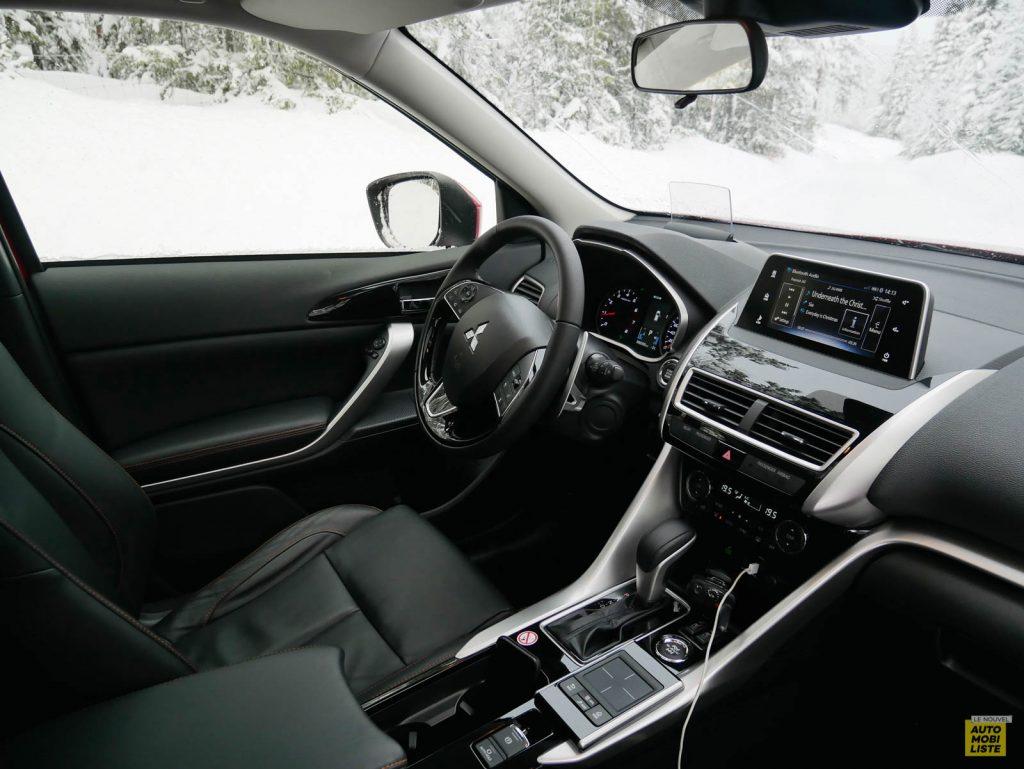 LNA 2018 Mitsubishi Eclipse Cross Interieur 19