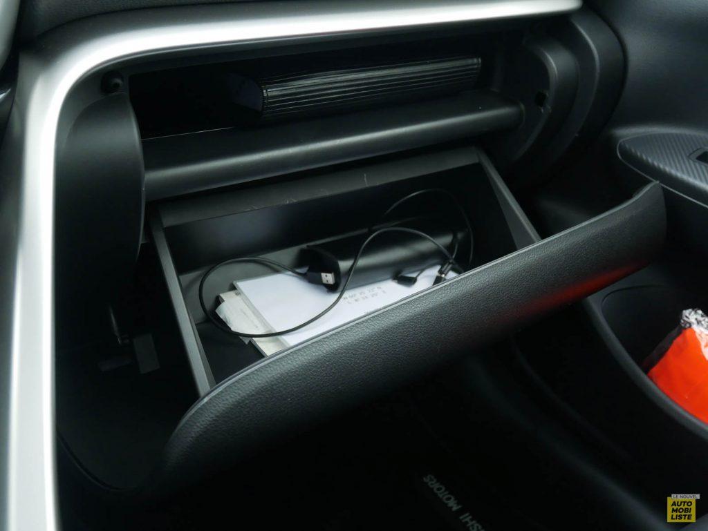 LNA 2018 Mitsubishi Eclipse Cross Interieur Details 13