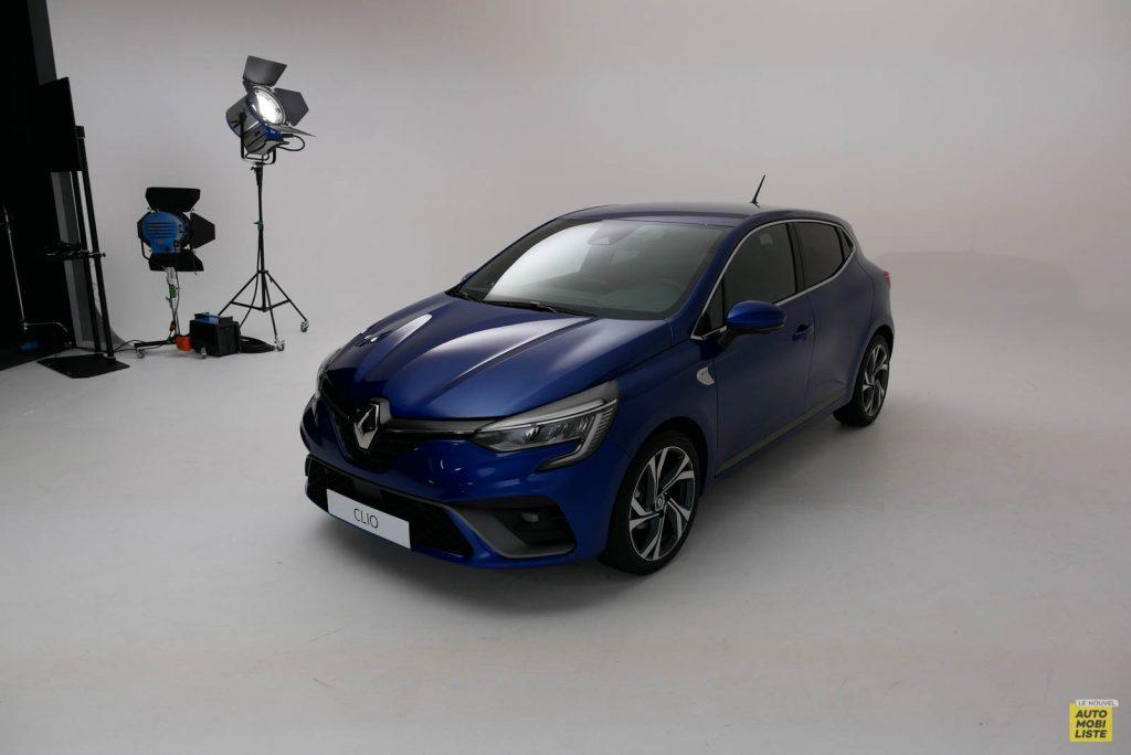 LNA 2019 Renault Clio V RS Line Exterieur 04