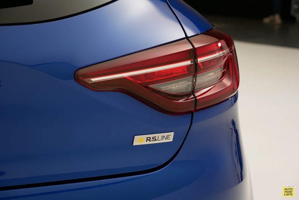 LNA 2019 Renault Clio V RS Line Exterieur Details 08
