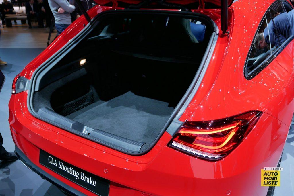 Mercedes Benz CLA Shooting Brake LNA GA Geneva 2019 3