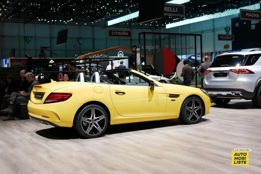 Mercedes SLC Final Edition Geneva 2019 LNA GA 1