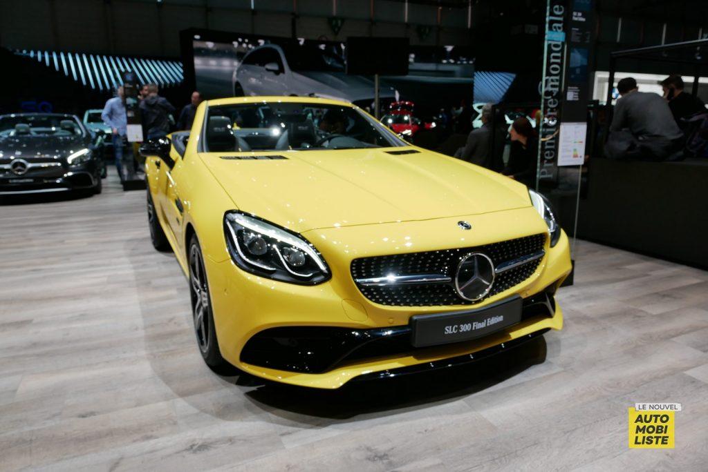 Mercedes SLC Final Edition Geneva 2019 LNA GA 5