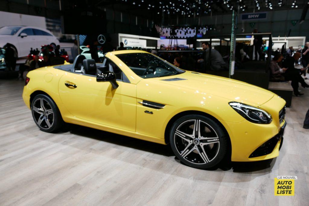 Mercedes SLC Final Edition Geneva 2019 LNA GA 8