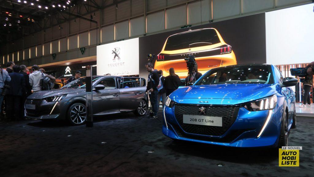 Peugeot 208 Geneve 2019 LNA FM 1