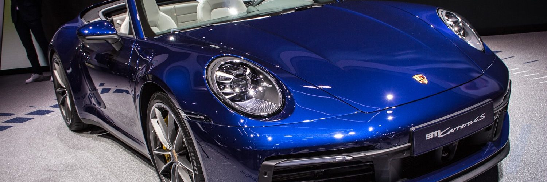 Porsche 911 992 Cabriolet