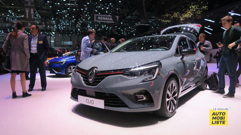 Renault Clio V Geneva 2019 LNA FM 12