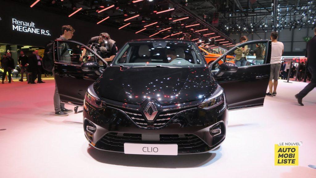 Renault Clio V Geneva 2019 LNA FM 17